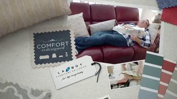 La-Z-Boy Labor Day Sale TV Spot, 'Naps' - Thumbnail 1