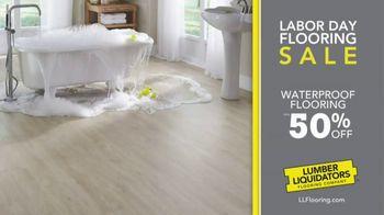 Lumber Liquidators Labor Day Flooring Sale TV Spot, 'Save up to 50 Percent' - Thumbnail 2