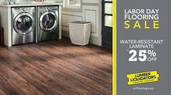 Lumber Liquidators Labor Day Flooring Sale TV Spot, 'Save up to 50 Percent' - Thumbnail 3