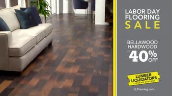 Lumber Liquidators Labor Day Flooring Sale TV Spot, 'Save up to 50 Percent' - Thumbnail 4