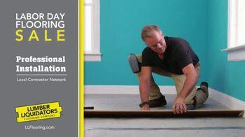 Lumber Liquidators Labor Day Flooring Sale TV Spot, 'Save up to 50 Percent' - Thumbnail 5
