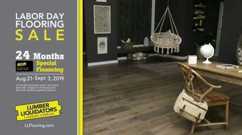 Lumber Liquidators Labor Day Flooring Sale TV Spot, 'Save up to 50%' - Thumbnail 6