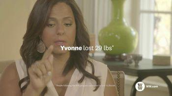 WW TV Spot, 'Yvonne: Triple Play: September' Featuring Oprah Winfrey - Thumbnail 3