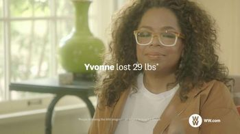 WW TV Spot, 'Yvonne: Triple Play: September' Featuring Oprah Winfrey - Thumbnail 4