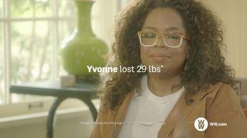 WW TV Spot, 'Yvonne' Featuring Oprah Winfrey - Thumbnail 4