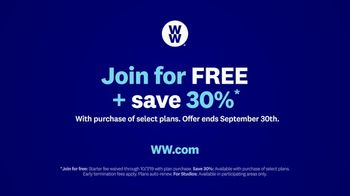 WW TV Spot, 'Yvonne and Gracie: Join for Free and Save 30%' Featuring Oprah Winfrey - Thumbnail 6