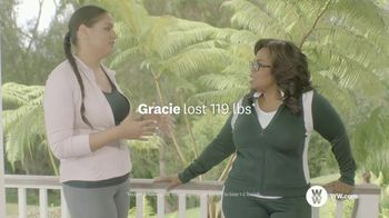 WW TV Spot, 'Yvonne and Gracie: Join for Free and Save 30%' Featuring Oprah Winfrey - Thumbnail 5