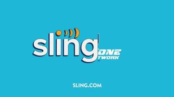 Sling TV Spot, 'NFL RedZone' - Thumbnail 1