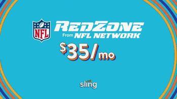 Sling TV Spot, 'NFL RedZone' - Thumbnail 9
