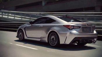 Lexus Golden Opportunity Sales Event TV Spot, 'Performance' [T2] - 2529 commercial airings