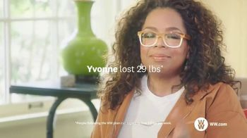 WW TV Spot, 'Yvonne: Start For Zero' Featuring Oprah Winfrey - Thumbnail 4