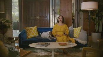 Sling TV Spot, 'Dog Birthday Party' Featuring Maya Rudolph - Thumbnail 1