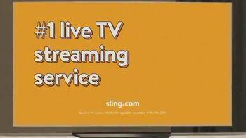 Sling TV Spot, 'Dog Birthday Party' Featuring Maya Rudolph - Thumbnail 10