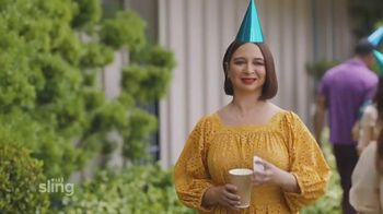 Sling TV Spot, 'Dog Birthday Party' Featuring Maya Rudolph