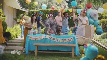 Sling TV Spot, 'Dog Birthday Party' Featuring Maya Rudolph - Thumbnail 7