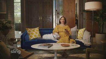 Sling TV Spot, 'Dog Birthday Party' Featuring Maya Rudolph - Thumbnail 8