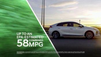 2019 Hyundai Ioniq Blue TV Spot, 'Keep Costs Low' [T2] - Thumbnail 4