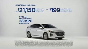 2019 Hyundai Ioniq Blue TV Spot, 'Keep Costs Low' [T2] - Thumbnail 5