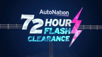 AutoNation 72 Hour Flash Clearance TV Spot, 'Labor Day: 2019 Honda Accord LX'