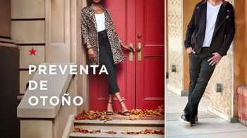 Macy's Preventa de Otoño TV Spot, 'Las mejores tendencias' [Spanish] - Thumbnail 2