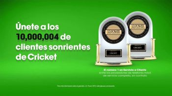 Cricket Wireless TV Spot, 'Sonrisas' [Spanish] - Thumbnail 8
