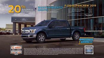 Ford Gran Venta Apresúrate y Ahorra TV Spot, 'Lista de pendientes' canción de Dick Dale [Spanish] [T2] - Thumbnail 7