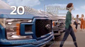 Ford Gran Venta Apresúrate y Ahorra TV Spot, 'Lista de pendientes' canción de Dick Dale [Spanish] [T2] - Thumbnail 3