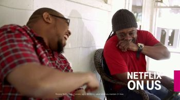 T-Mobile Magenta TV Spot, 'Military and Veterans' - Thumbnail 4