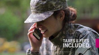 T-Mobile Magenta TV Spot, 'Military and Veterans' - Thumbnail 5
