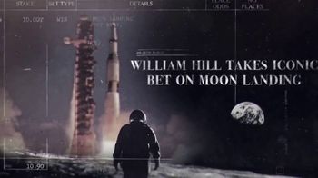 William Hill Sports Book TV Spot, 'Betting on Himself'