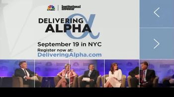 2019 Delivering Alpha Conference TV Spot, 'Influential Names' - Thumbnail 5