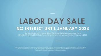 La-Z-Boy Labor Day Sale TV Spot, 'Keep It Real: No Interest Until 2023' - Thumbnail 9
