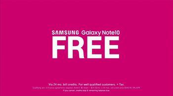 T-Mobile TV Spot, 'Samsung Note 10 BOGO' - Thumbnail 8