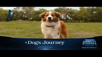 DIRECTV Cinema TV Spot, 'A Dog's Journey' Song by Colbie Caillat