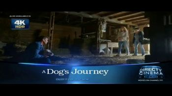 DIRECTV Cinema TV Spot, 'A Dog's Journey' Song by Colbie Caillat - Thumbnail 2