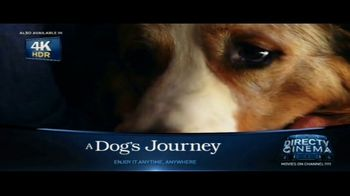 DIRECTV Cinema TV Spot, 'A Dog's Journey' Song by Colbie Caillat - Thumbnail 3