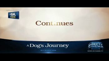 DIRECTV Cinema TV Spot, 'A Dog's Journey' Song by Colbie Caillat - Thumbnail 4