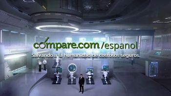 Compare.com TV Spot, 'Agent Compare: Check-Up' [Spanish] - Thumbnail 9