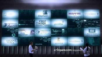 Compare.com TV Spot, 'Agent Compare: Check-Up' [Spanish] - Thumbnail 4