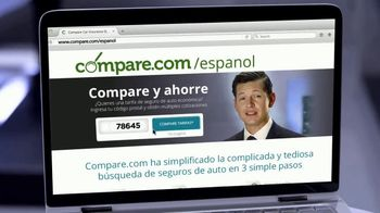 Compare.com TV Spot, 'Agent Compare: Check-Up' [Spanish] - Thumbnail 5