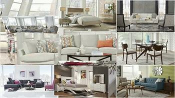 Rooms to Go TV Spot, '2019 Labor Day: Cindy Crawford Home Living Room Set' - Thumbnail 3