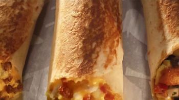 Taco Bell Toasted Breakfast Burritos TV Spot, 'Know Anything' - Thumbnail 9