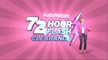 AutoNation 72 Hour Flash Clearance TV Spot, '2019 Honda Accord and CR-V' - Thumbnail 3