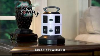 Spin Power TV Spot, 'Charge in a Flash' - Thumbnail 2