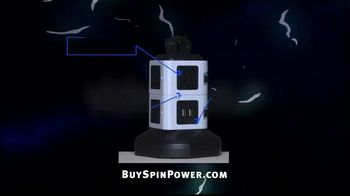 Spin Power TV Spot, 'Charge in a Flash' - Thumbnail 4