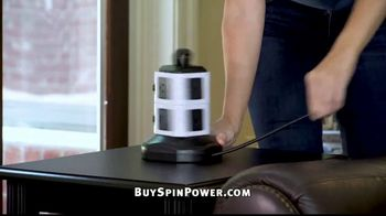 Spin Power TV Spot, 'Charge in a Flash' - Thumbnail 5