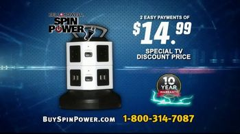 Spin Power TV Spot, 'Charge in a Flash' - Thumbnail 9