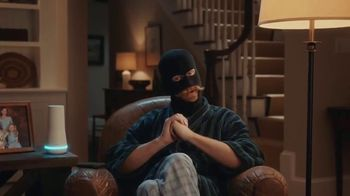 SimpliSafe TV Spot, 'Full Time Burglar'