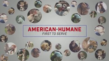 American Humane Association TV Spot, 'Pups for Patriots Program' Featuring Ice-T - Thumbnail 3