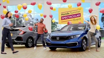 Honda Summer Spectacular Event TV Spot, \'Plenty of Joy\' [T2]